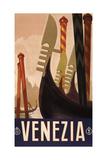 Venedig Gicléetryck