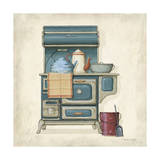 Stove D Giclee Print by Lisa Audit