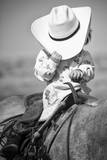 True Cowgirl Photographic Print by Dan Ballard