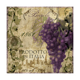 Vino Italiano II Giclee Print