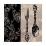 Victorian Table IV Giclee Print