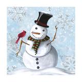 Winter Cheer 1 Giclee Print by Megan Aroon Duncanson