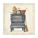Stove A Giclee Print by Lisa Audit