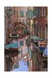 Venezia a Colori Giclee Print by Guido Borelli