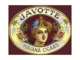 Vintage Adv Javotte Havana Cigars Giclee Print