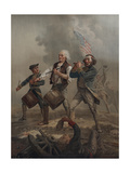 Yankee Doodle 1776 Giclee Print