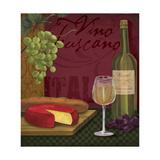 Vino Toscano Giclee Print by Fiona Stokes-Gilbert