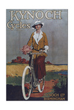 Vintage Bicycle Giclee Print