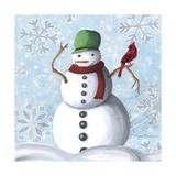 Winter Cheer 2 Giclee Print by Megan Aroon Duncanson