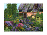 The Garden Giclee Print by Bonnie B. Cook