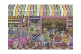 The Sweetest Days Giclee Print by Tricia Reilly-Matthews