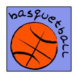 Basketball Giclee Print