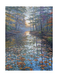 Autumn Rest Giclee Print by Bruce Dumas