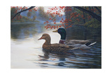 Autumn Cruise Giclee Print by Bruce Dumas