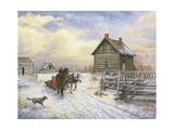 Wintertime Giclee Print by Kevin Dodds