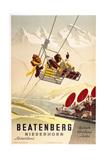 Beatenberg Giclee Print