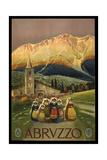 Abruzzo Giclee Print