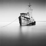 Barco Hundido Photographic Print by Moises Levy