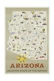 Arizona Giclee Print