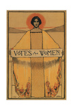 Votes for Women Giclee Print