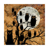 All Hallow's Eve III Giclée-tryk