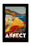 Annecy Giclee Print