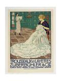 Zuberbüchler and Cie Giclee Print
