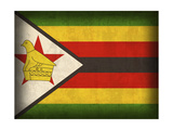 Zimbabwe Giclee Print by David Bowman