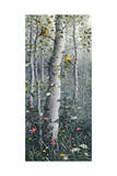 American Goldfinch Giclee Print by Jeff Tift