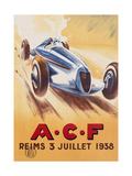 Acf Giclee Print