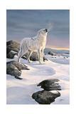 Artic Song Giclee Print by Wilhelm Goebel