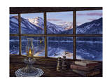 Chambre avec vue Impression giclée par Jeff Tift