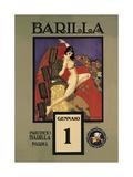 Barilla Giclée-tryk