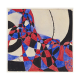 Amorpha Fugue in Two Colors III Giclee Print by Frantisek Kupka