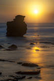 Bali Sunset Photographic Print by Dan Ballard