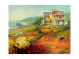 Wild Child Giclee Print by Steve Henderson