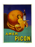 Amer Picon Giclee Print