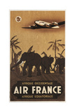 Airfrance Giclee Print