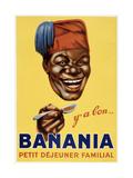 Banania Giclee Print