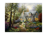 A Country Gem Lámina giclée por Nicky Boehme