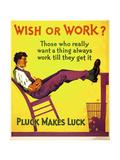 Wish or work? Digitálně vytištěná reprodukce