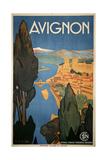 Avignon Giclee Print