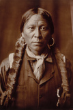 A Jicarilla Man, by Edward Curtis Photographic Print