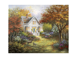Autumn Overtures Giclee Print by Nicky Boehme