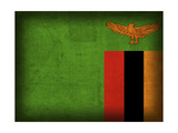 Zambia Giclee Print by David Bowman