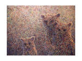 3 Bears Giclee Print by James W. Johnson