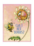 Bee Giclee Print by Margaret Wilson