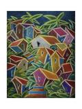 Barrio Lindo Giclee Print by Oscar Ortiz