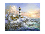 Winter Majesty Giclee Print by Nicky Boehme