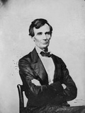 Abraham Lincoln, Candidate for U.S. President Reproduction photographique